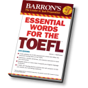 Overlearning Of Essential Words For The TOEFL