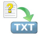 Atop Free CHM to TXT Converter