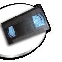 Videotapes backup on DVD