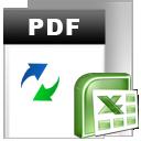 MajorWare Pdf To Excel Converter