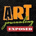 Cloth Paper Scissors Art Journaling Exposed