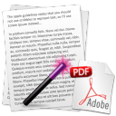 Convert Multiple Text Files To PDF Files Software