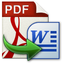 Wondershare PDF to Word
