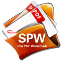 Star PDF Watermark Professional