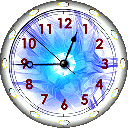 7art Sun Clock 7art-screensavers.com