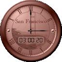 San Francisco Clock