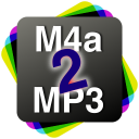 M4a to MP3 Converter Box