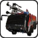 Symulator lotniskowej straży pożarnej