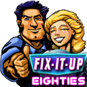 Fix-It-Up Eighties - Meet Kate's Parents