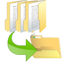 Copy Multiple Files In Folders or Subfolders Into One Folder Software