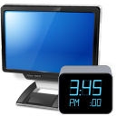 LCD Clock Software