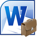 MS Word Work History and Education Resume Software