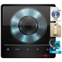 OGG AAC and MP3 Player Software