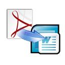 MicroPDF PDF to Word Converter