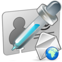 Extract Email Addresses From Multiple VCF Files Software