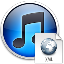 iTunes Podcast.xml Editor Software
