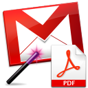 Gmail Export To Multiple PDF Files Software