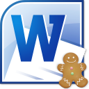 MS Word Christmas Party Invitation Template Software