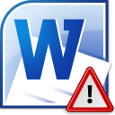 MS Word Employee Warning Notice Template Software