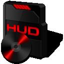 HUD-RED Skin Pack