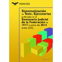 Sistematización de Tesis y Ejecutorias... a Junio de 2014 (Antes IUS)