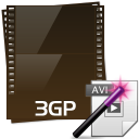3GP To AVI Converter Software