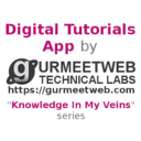 Digital Tutorials App