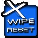 Xperia Wipe Reset Data