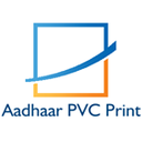 Aadhaar PVC Print