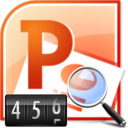 MS PowerPoint Word Count & Frequency Statistics Software
