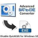 Advanced BAT to EXE Converter