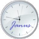 Janus Time Clock