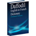 Daffodil English to French Dictionary