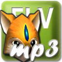 Bluefox FLV to MP3 Converter