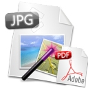 Convert Multiple JPG Files To PDF Files