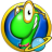 Bookworm Adventures Astounding Planet - Zig and Sharko Bristlebeard Adventure - Chevrolet Camaro GS Legacy Support