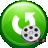 Aigo Video to AVI MPEG XVID MOV FLV WMV ASF RM Converter