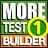 MORE! Test Builder