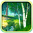 Summer Forest 3D Screensaver and Animated Wallpaper