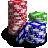 3D Texas Hold'em Poker