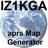 IZ1KGA Aprs Map Generator