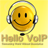 Hello VoIP Application