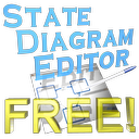 State Diagram Editor Free Edition
