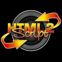 HTML 2 Script Convert