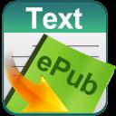iPubsoft Text to ePub Converter