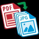 PDF to JPG : The Batch PDF to Image Converter