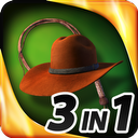 Hidden Objects - 3 in 1 - Adventure Pack