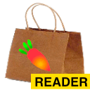 Shop'NCook Reader