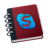 Skype-To Address Book