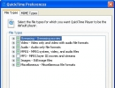 QuickTime Preferences